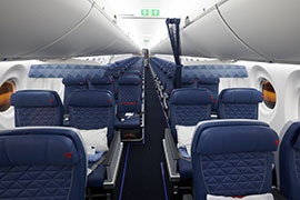 Aerospace seat covers